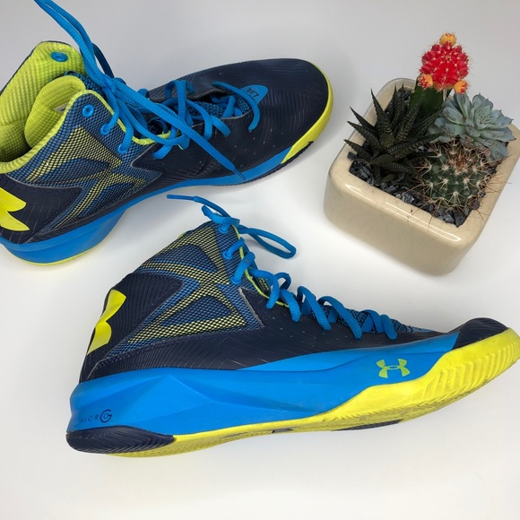 huge discount 929ad 367f7 Under Armor // Micro G Torch Basketball Shoes